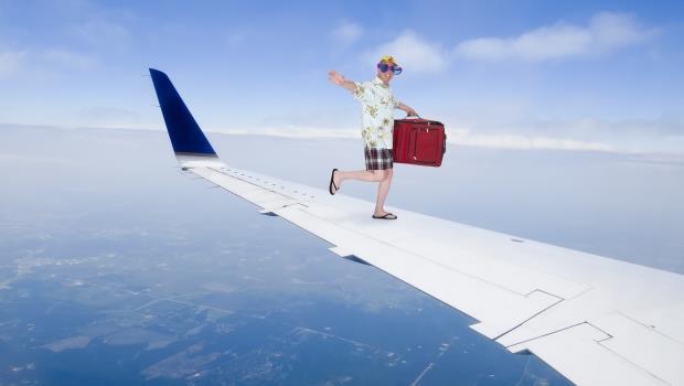 旅遊機票行李
