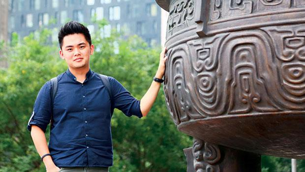「要一直想辦法贏得信任,爭取自己可以做事的空間。」我是林博硯,政大財政系,因為社團和外商實習經驗,成為唯一台灣實習生