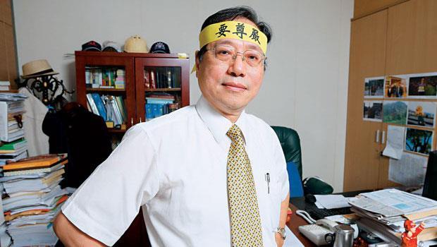 勞動部技監、全國公務人員協會理事長 李來希