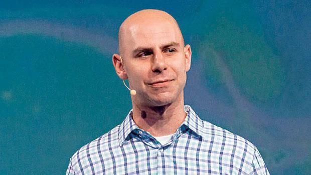 美國賓州大學、華頓商學院心理學教授 格蘭特(Adam Grant)