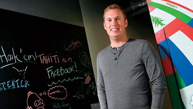 臉書行動產品業務發展副總裁 拉格令(John Lagerling)