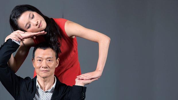 吳采璘看父親的專業堅持:爸爸是最嚴格的老師,對藝術的追求,要達到某個標準才算及格!