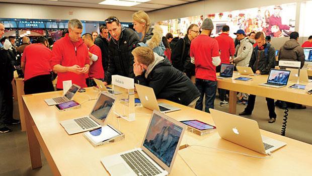 蘋果在全球19 地區設有直營店,想成為其中一員,得通過重重考驗,台灣門市徵才計畫才剛開始,就備受矚目。