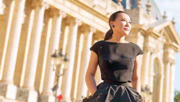 趙心綺有GIA 珠寶鑑定師執照,為追求藝術,她甚至減產,只服務頂級客戶。