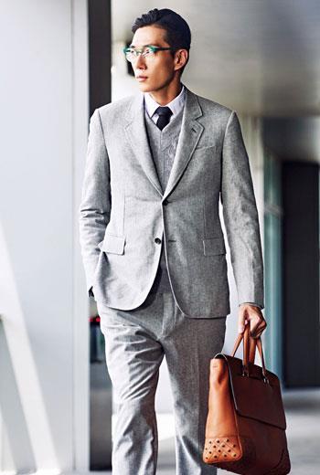 在企業環境裡,服裝就是事業工具,關於我們是誰,以及我們想在工作與社交生活中擁有什麼地位,這是一種很重要的宣言。