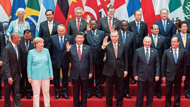 G20 高峰會甫結束,其可能影響美國升息和主要國家財政措施。