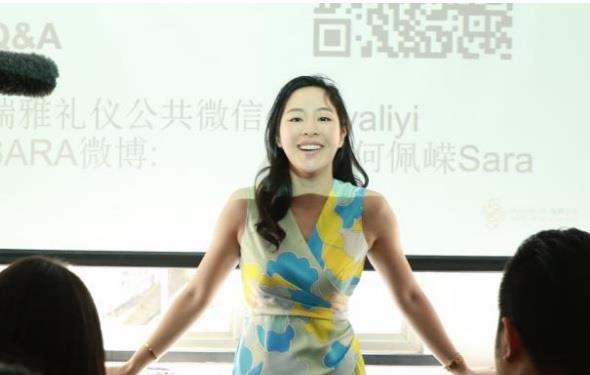 哈佛校友教中國貴婦吃魚子醬、麵包怎麼掰 十天課程要價40萬台幣,滿座!