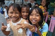 採訪幕後》在印尼貧窮的漁村裡,我遇見最純真的笑容