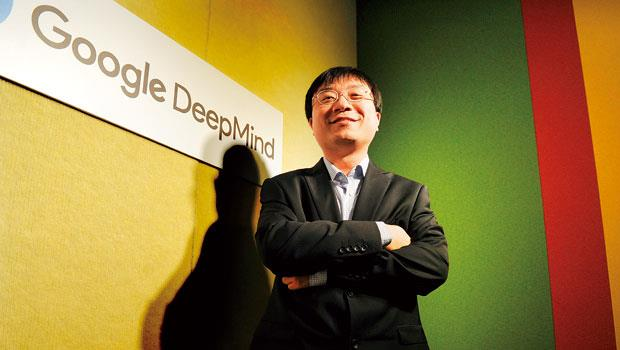 人工智慧推動者:開發AlphaGo打敗棋王的台灣人 黃士傑