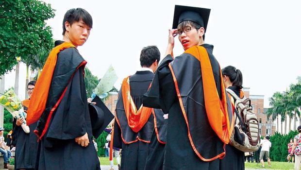 我們為什麼要讀大學?》出了社會才知道,「大學指考」是人生最後一次公平比拚的機會