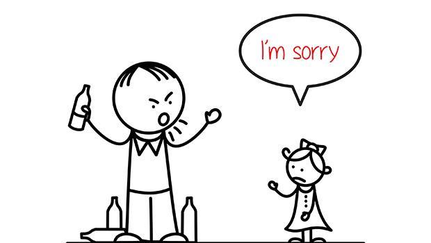 「知錯」比說「對不起」重要!一個故事告訴你:為什麼我們教出很會道歉,卻不真心認錯的人