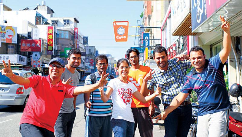 東南亞人才大軍來了!拒絕新加坡挖角,一個印度工程師:我的未來在台灣