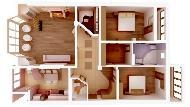 實例!看4張建商預售屋平面圖,破解20坪「小三房」根本很難住的真相