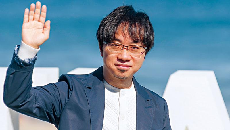 被公認為宮崎駿接班人的新銳導演新海誠