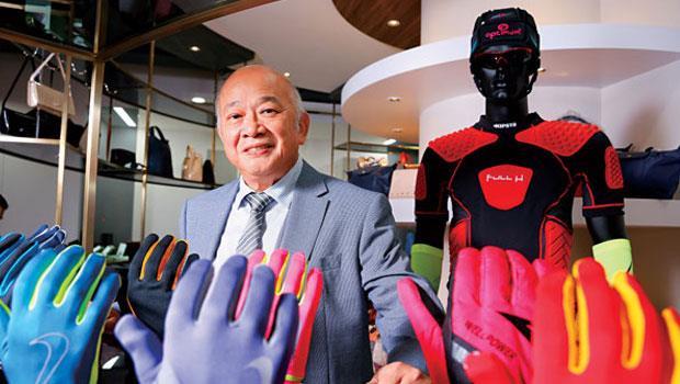 「(我們)傾全力整合自己所有的資源與技術,奮力一搏。」威宏董事長洪永裕說。
