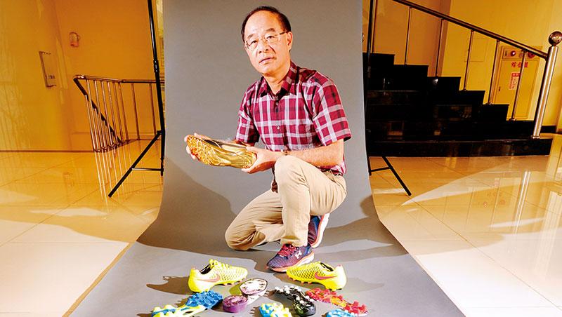 入行十八年,楊國顯從不停止從異業借鏡。