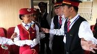 第一條「中國製」電氣化鐵路外銷非洲成功啟動,750公里旅程從7天變10小時