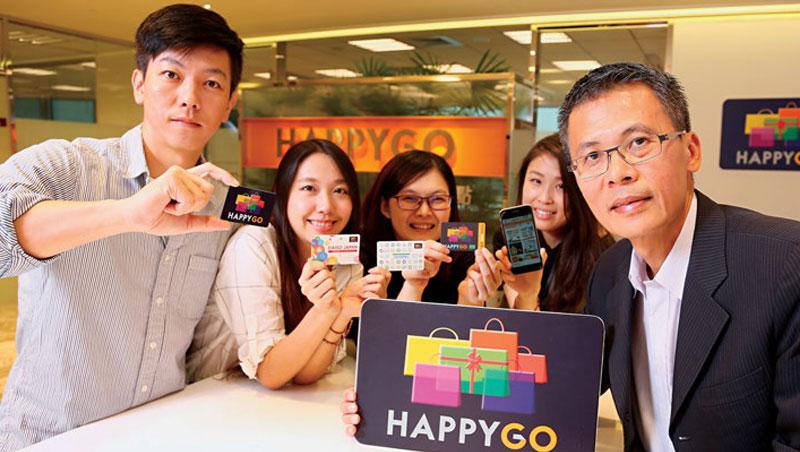 十一年前快樂購一成立,就有團隊專責分析會員的消費數據,藉此判斷會員消費偏好。