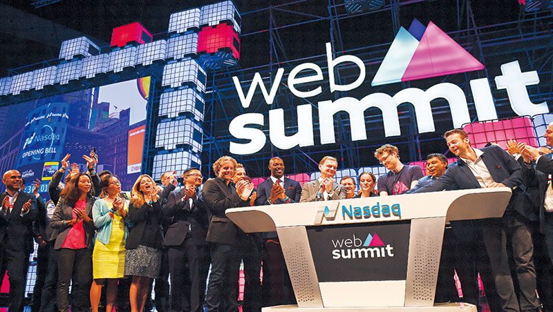 里斯本據傳不惜厚本祭出減稅政策,搶下網路高峰會3年承辦權,盼後續能吸引企業進駐。