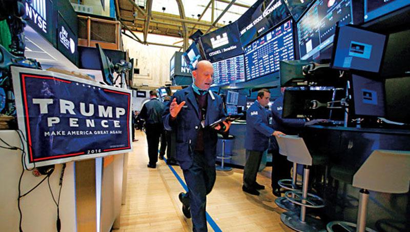 川普當選雖增加市場變數,但對美股僅短線影響,中長期仍可布局。
