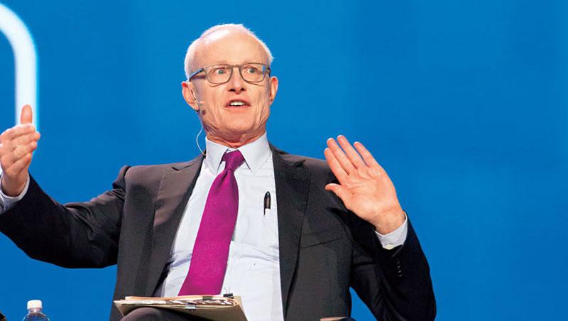 波特認為美國政治結構若無法化解分歧,即使有各種提案,政府終會一事無成。