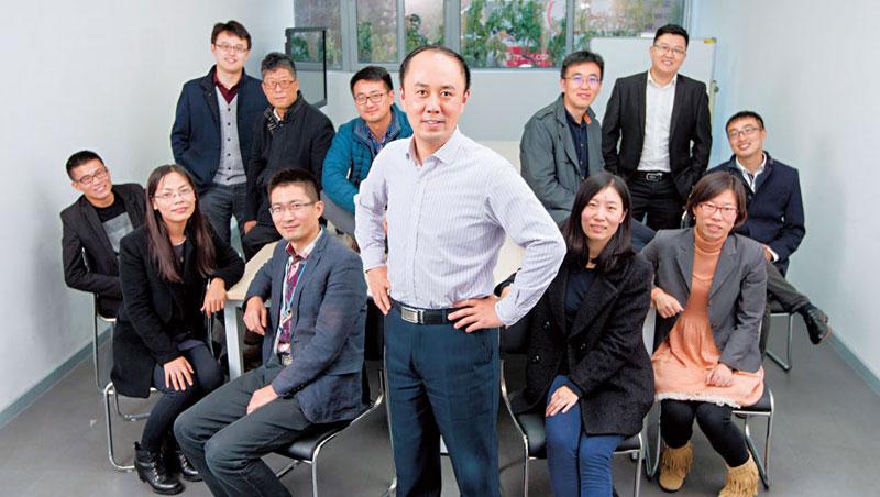 300家機構當它研發部 海爾打造HOPE開放創新平台,團隊主要工作是對外媒合資源,每年能解決內部數百個技術需求。