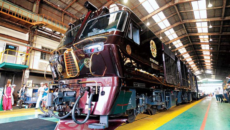 JR 九州的七星號一位難求,其他鐵道同業也紛紛跟進設計特色車款,在日本掀起一股豪華列車風。