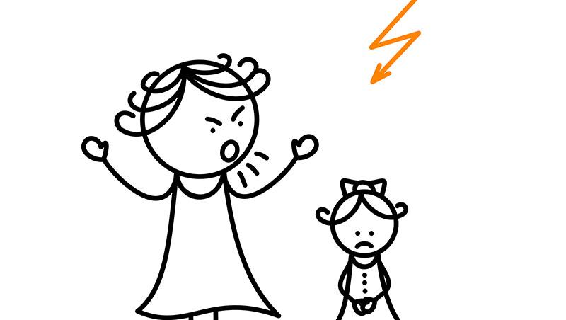 「你為什麼要惹我生氣?」負面解讀孩子的行為,父母可能踏錯了第一步...