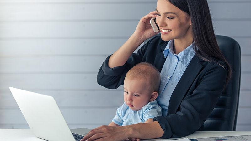 成為媽媽,是職場的資產而非負債!時間管理、激勵部屬...當媽媽讓職場加分的5種能力