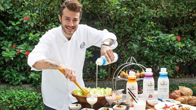 讓歐洲主廚也著迷的家鄉味 歐式地中海口感挑動新鮮味蕾