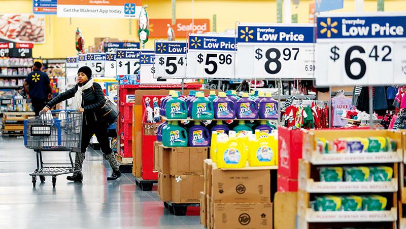 沃爾瑪供應商認為,美中貿易戰也許能趁機名正言順處理中國低價仿冒品問題。