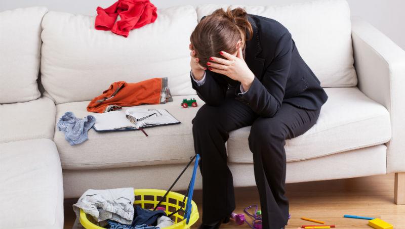 職業婦女愛的修練:為教養孩子,經常跟另一半吵架,該怎麼辦?