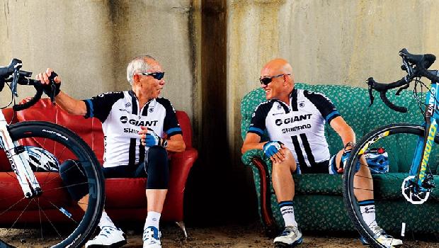 劉金標、羅祥安這對創業搭檔,一起打過無數的仗,碰過無數困難,更犯了許多錯誤,打造巨大為全球自行車龍頭。