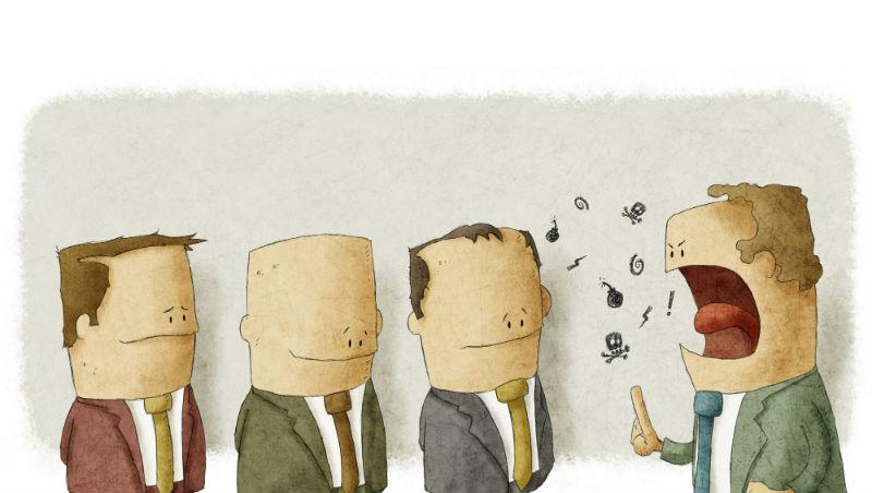 部屬出包了,千萬別幫忙擋子彈!一個成功的主管,一定要看著他被客戶痛罵