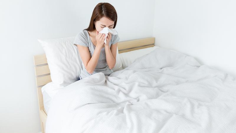 8分鐘迅速驗流感!日本開發這款系統,只需要擤一下鼻涕就能判斷