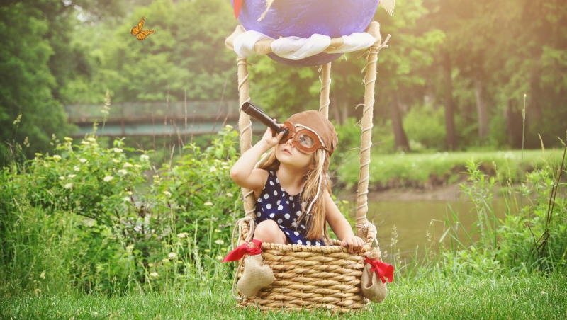一個退休老總分享壯遊心得⋯友人:別再說了,萬一小孩聽到不念書只想往外跑!