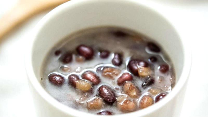 冬日暖心甜點》不用事先浸泡!美味人妻:煮出鬆軟好喝「紅豆湯」關鍵在這3點