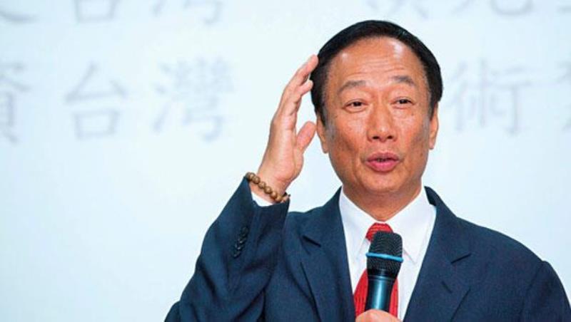 蘋果、軟銀、阿里巴巴...世界最強企業,都跟他綁一起!郭台銘當總統,能救台灣的4個理由