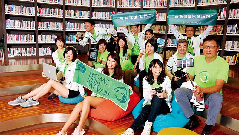 中信金挑戰無品牌行銷後,還將成立影音社群科,讓年輕族群更了解該公司品牌精神。