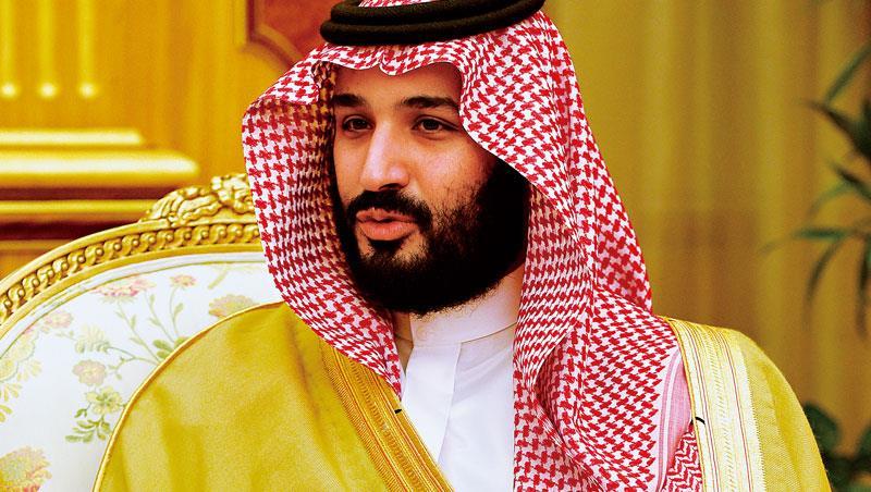 薩爾曼——野心最強的中東副王儲