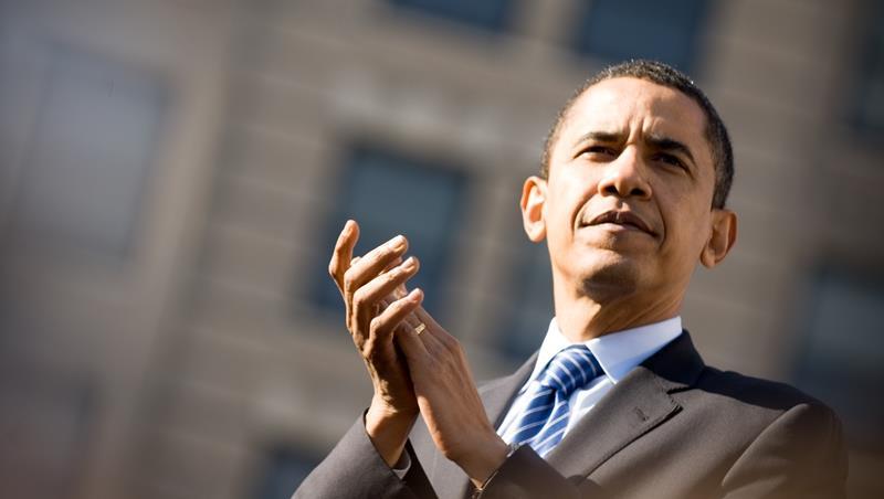 民主與信念 歐巴馬芝城發表告別演說