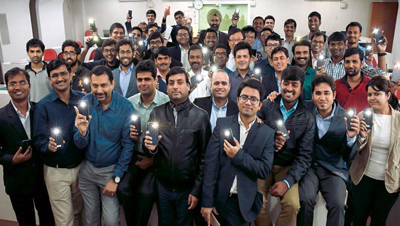 這群印度資深工程師與主管,從逾百名報名者中脫穎而出,多數人是第一次來台灣,他們訝異於竹科規模雖小,卻有非常完整的供應鏈。