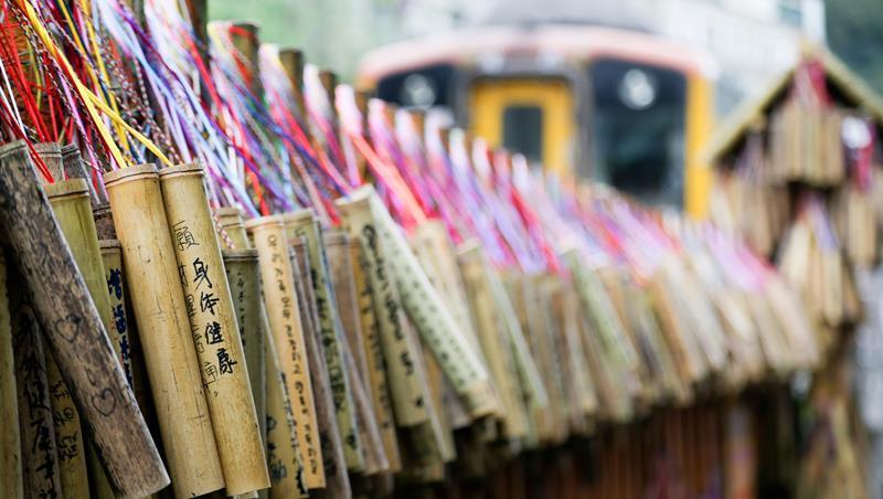 漫步山城鐵道 走訪小鎮風光 在平溪小旅行中感受平靜、邂逅幸福