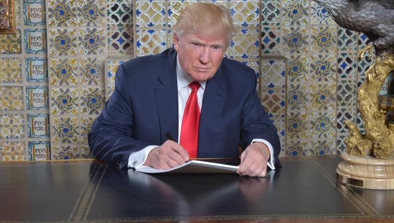 美總統就職系列報導》川普來了:想太多!推特王與聲東擊西術