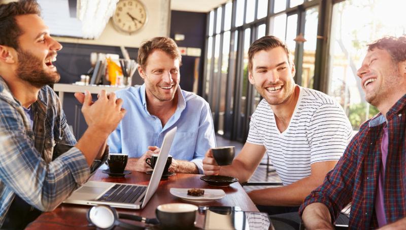大年初二,3個離婚大叔約喝咖啡:女人有兩種,一種來報仇,一種來報恩