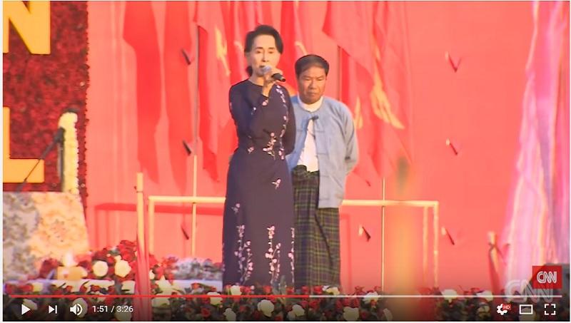CNN特別授權》緬甸反抗軍:我們對翁山蘇姬的尊重,早就已經煙消雲散!