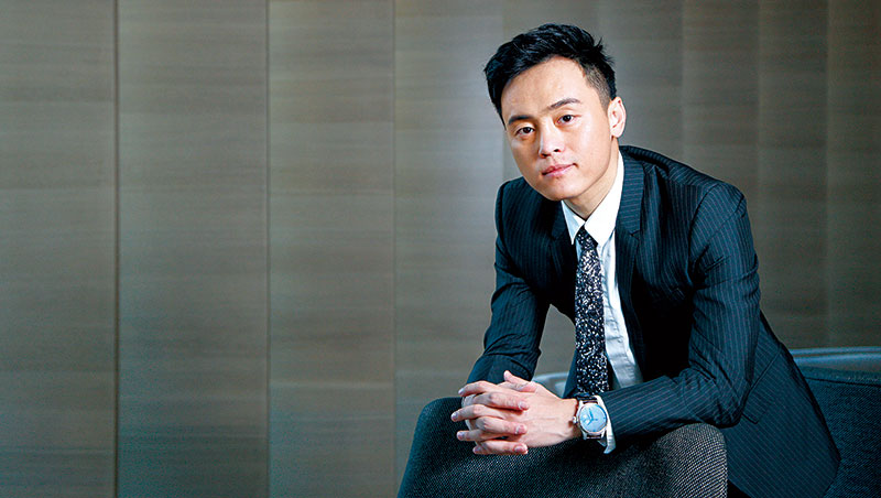 光線影業副總裁 劉同