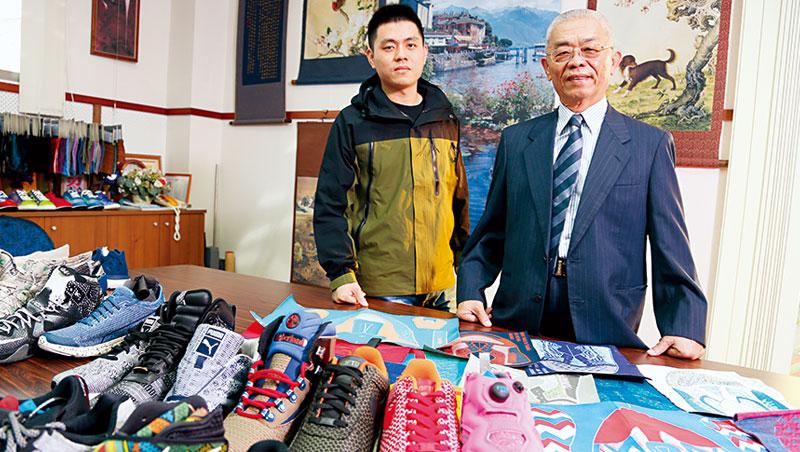 1元生意起家 台南小廠 攻進Nike、Adidas