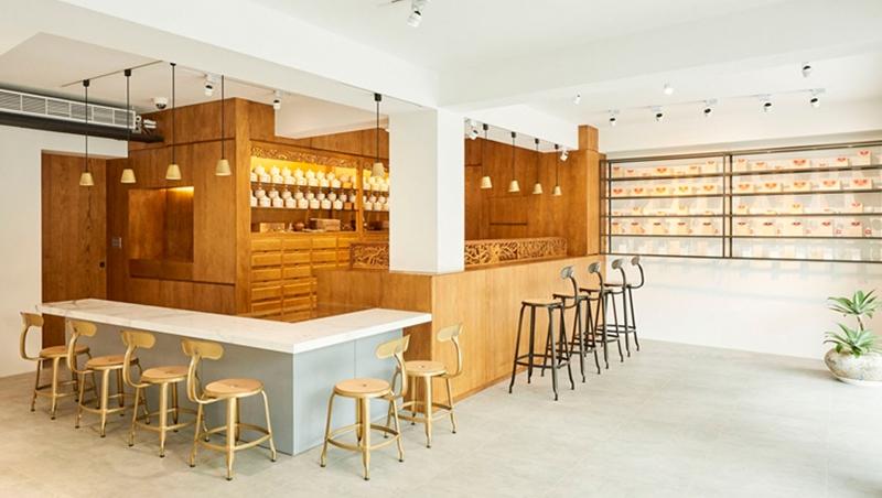 這真的不是咖啡廳!日本團隊跨海操刀,台北30年中醫診所變身超美「無印風」