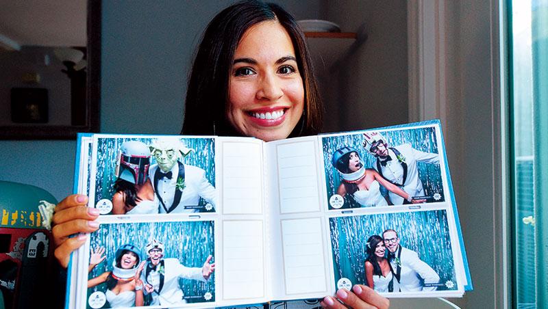 想辦一場以星際大戰為主題的婚禮?強調客製化的特色婚禮,是越來越多新人選擇Lover.ly的原因之一。
